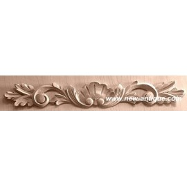 Moulure n 65 moulure decorative for Moulures en bois decoratives