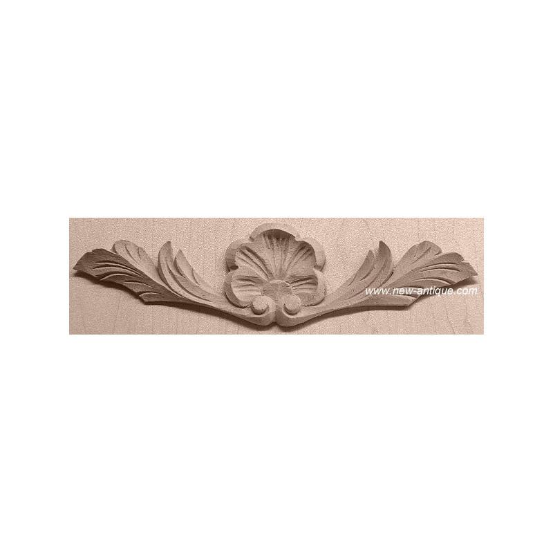 Applique resin / wood 158