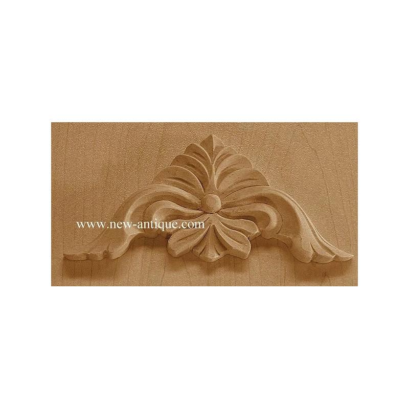 Applique resin / wood 171