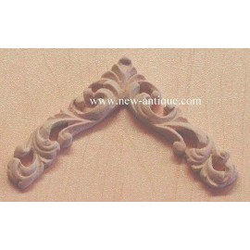 Applique resin / wood 183