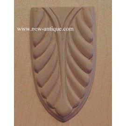Applique resin / wood 184