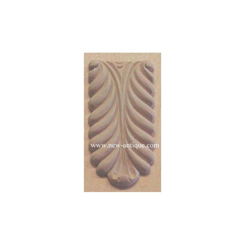 Applique resin / wood 193