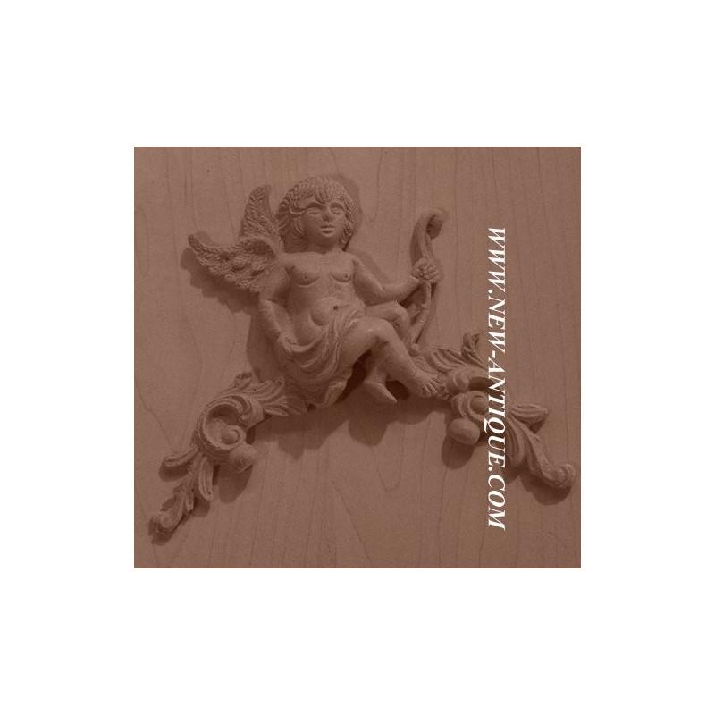 Applique resin / wood 199