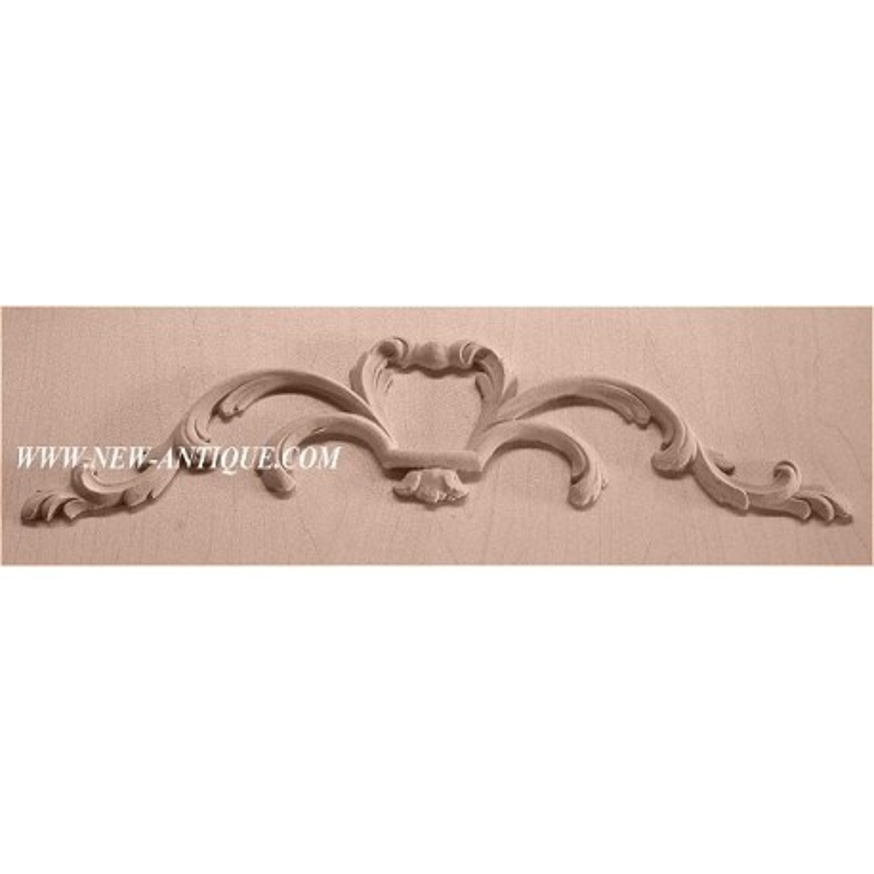 Applique resin / wood 204