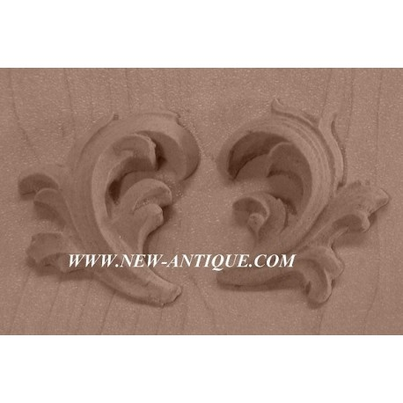 Applique resin / wood 225