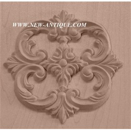 APPLIQUES EMBOSSED CARVINGS Wood / Resin 233