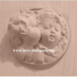 APPLIQUES EMBOSSED CARVINGS Wood / Resin 240