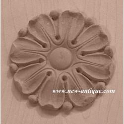APPLIQUES Wood / Resin 262
