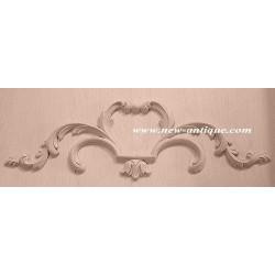 Applique resin / wood 270