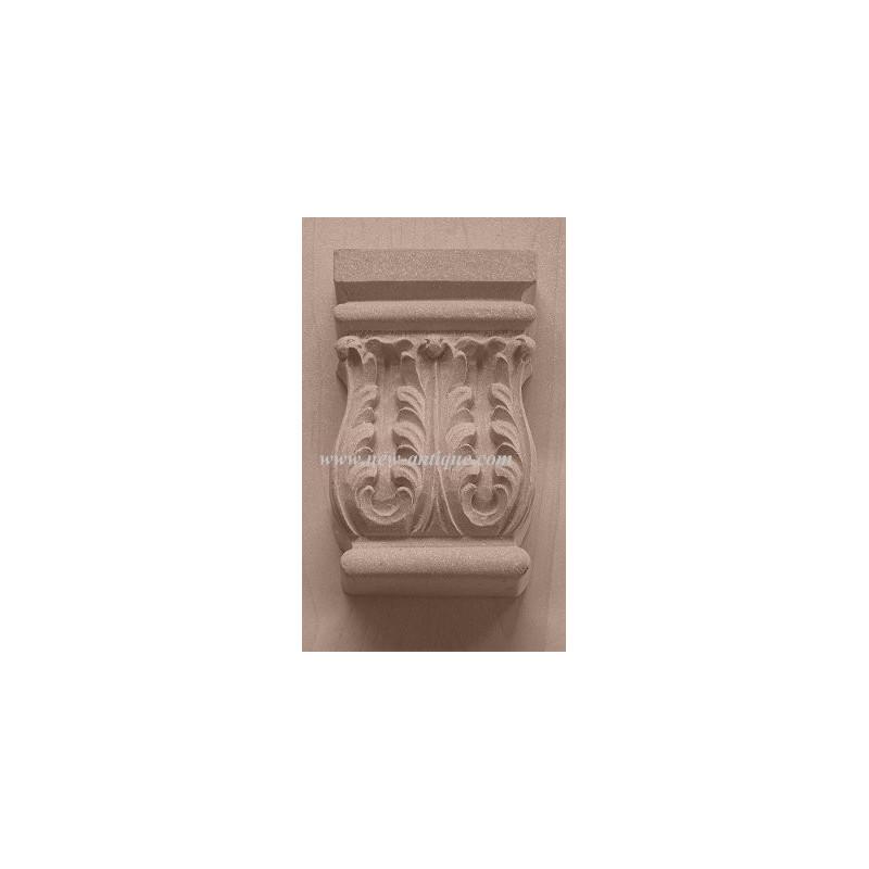 Applique resin / wood 284