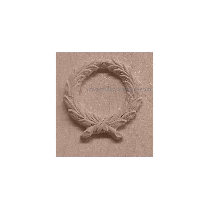 Applique resin / wood 310
