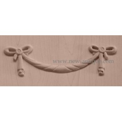 Applique resin / wood 318