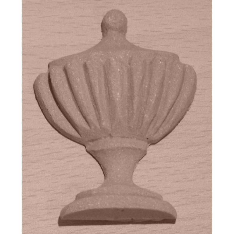 Applique Angel resin / wood 334