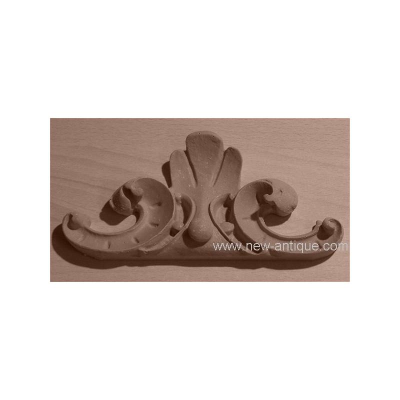 Applique resin / wood 360