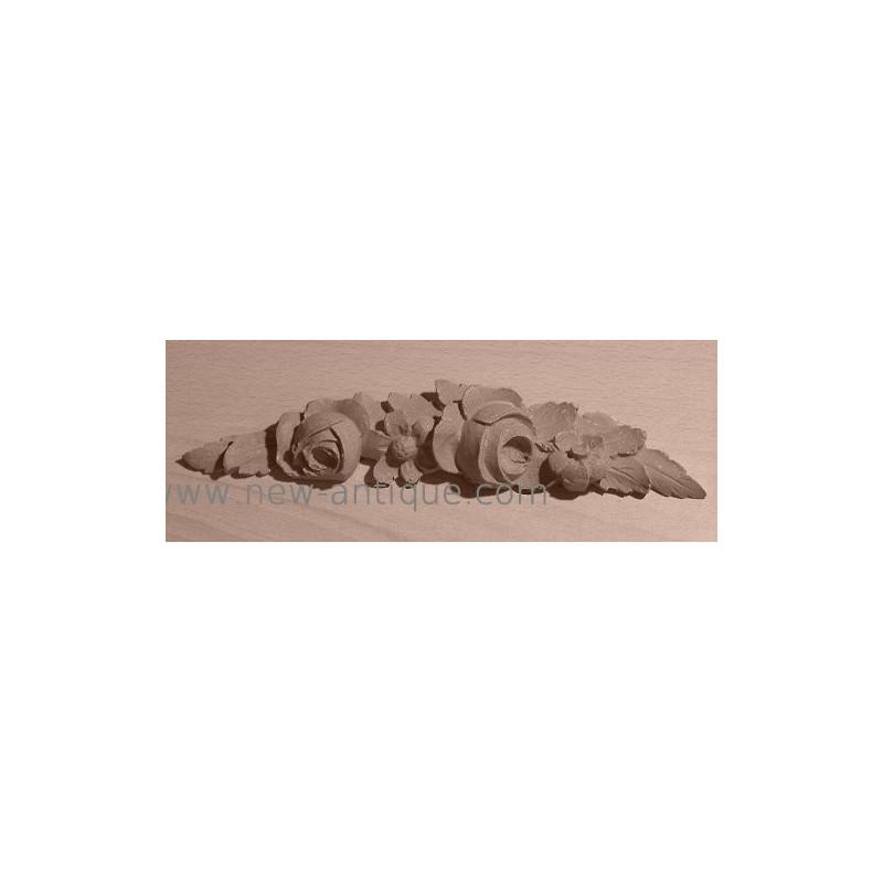 Applique resin / wood 397