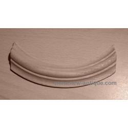 Applique resin / wood 410