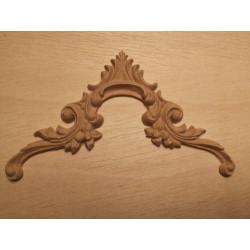 corner wood and resin moldings appliques moulure decorative. Black Bedroom Furniture Sets. Home Design Ideas